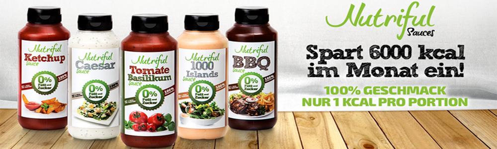 Nutriful Low Calorie Sauce